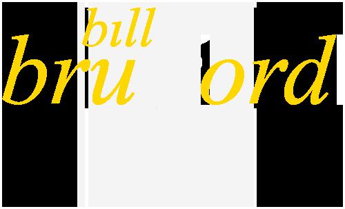 Bill Bruford Logo