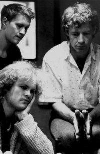 Earthworks listens. Terminal 24 Studios, London. October 1986